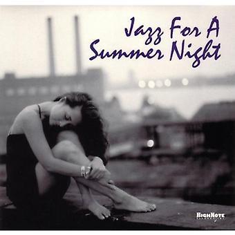 Jazz for a Summer Night - Jazz for a Summer Night [CD] USA import