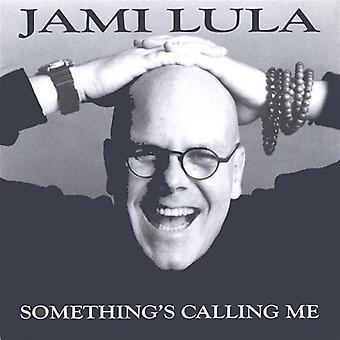 Jami Lula - Somethings Calling Me [CD] USA import