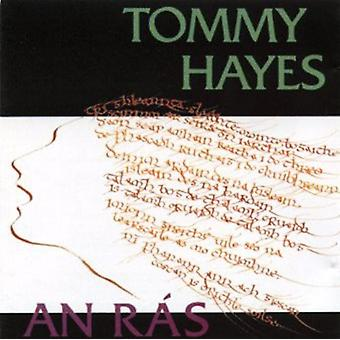 Tommy Hayes - Ras [CD] USA import