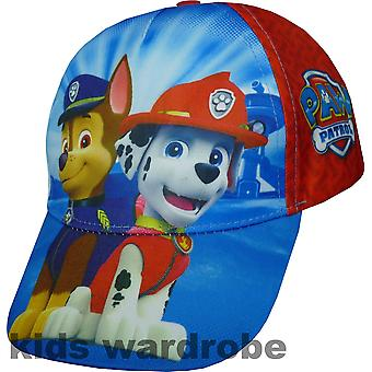 Boys Paw Patrol Baseball Cap with Adjustable Back