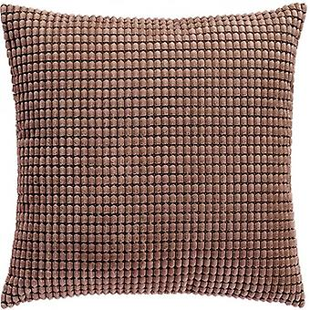 Home Living sierkussen Noples Soft Touch Brown