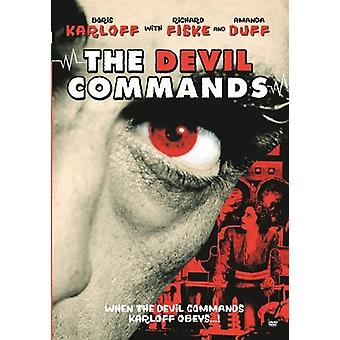 Devil Commands (1941) [DVD] USA import