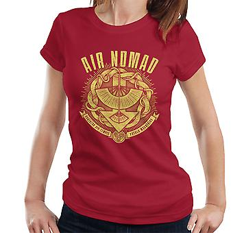 Air Is Peaceful Avatar The Last Airbender Women's T-Shirt