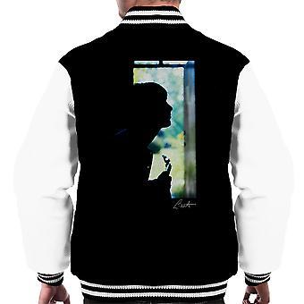 Paul Weller Guitar Silhouette Men's Varsity Jacket