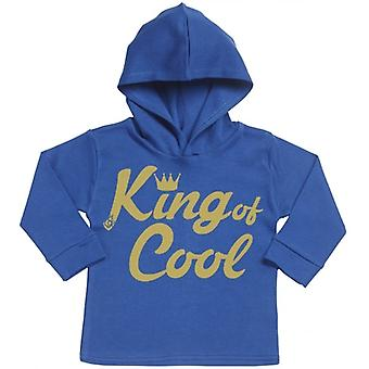 Spoilt Rotten King Of Cool Cotton Hoodie