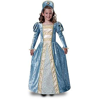 My Other Me Romantic Princess Costume Blue (Costumes)