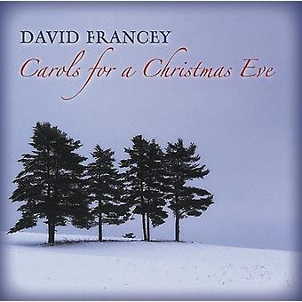 David Francey - julesange for en juleaften [CD] USA import
