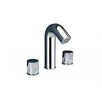 Galindo Onlyone basin mixer without semiautomatic drain with aerator