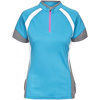 Trespass Womens/Ladies Harpa Short Sleeve Cycling Top
