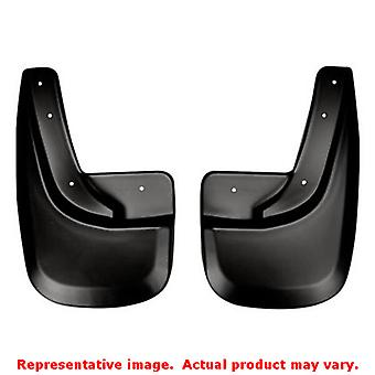 Husky Liners 57621 Black Custom Molded Mud Guards   FITS:FORD 2007 - 2010 EXPLO