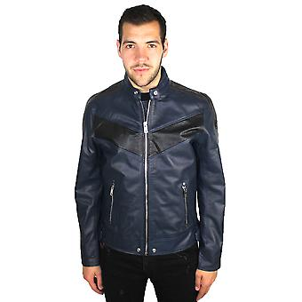 Diesel L-Reed 81EA Leather Jacket