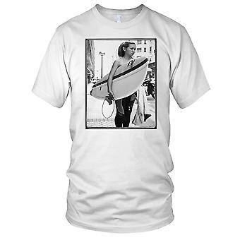 Surfer z wyżywieniem - Koszula męska w T Surfing Surf Beach