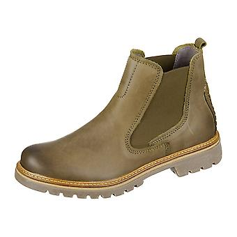 Camel Active Canberra Olive Soft Cracy Horse 8737201   women shoes