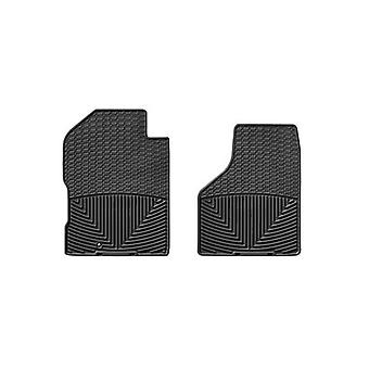 WeatherTech Rubber Floor Mat for Select Dodge/Ram Models - Set of 2 (Black)