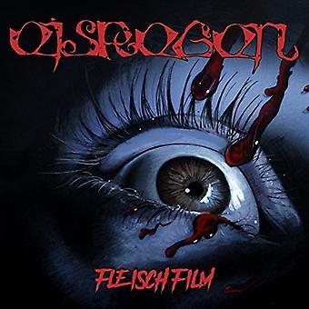 EISREGEN - Fleischfilm [CD] USA importerer