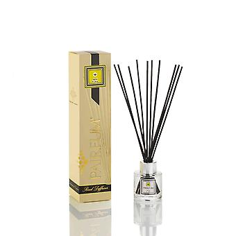 Natural Reed Diffuser - Long-lasting & Healthy - Beautiful Perfumes that Compliment You - Fragrances for 2 - 3 months (50 ml) - by PAIRFUM - Perfume: Neroli & Olive - with Black Reeds