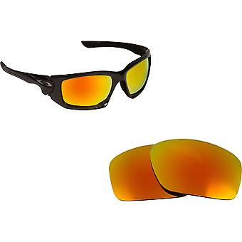 576a202ab9 Best SEEK Replacement Lenses for Oakley SCALPEL Radiant Yellow Mirror