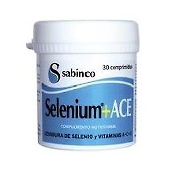 Sabinco Selenium Comp Ace 30 (Vitamins & supplements , Multinutrients)