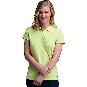 Regatta Ladies Bye Bye Casual Summer Polo Shirt Green RWT082