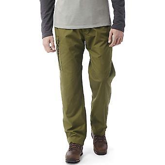 Craghoppers męskie klasyczne Kiwi SolarShield tkaniny sytowe Trekking Spodnie