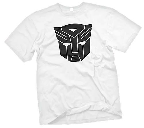 Mens T-shirt - Transformers Autobots - Logo