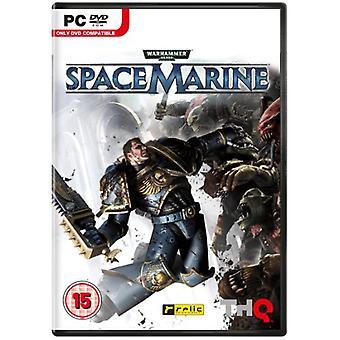 Warhammer 40 000 Space Marine (PC-DVD)