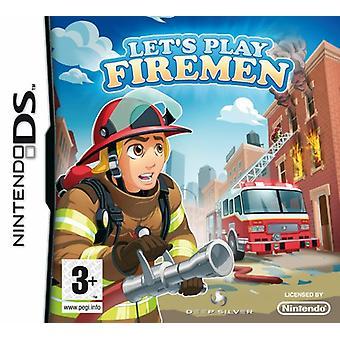 Låter spela brandmän (Nintendo DS)