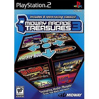 Midways Arcade Treasures 3 (PS2)
