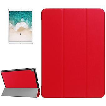 Premium Smart cover red case for Apple iPad Pro 10.5 2017