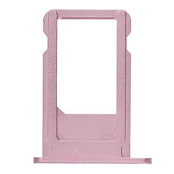 Bandeja de tarjeta del SIM del color de rosa para iPhone 6S | iParts4u