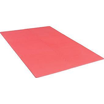 Schutzmattenset mit Endstücken Rot