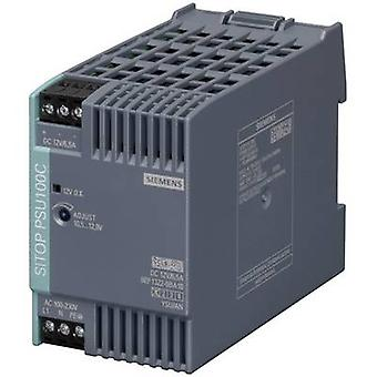 Siemens SITOP PSU100C 12 V/6,5 A Rail mounted PSU (DIN) 12 Vdc 6.5 A 78 W 1 x