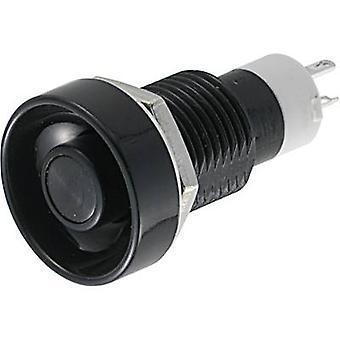 Miyama DS-258, BK Taster Schalter 125 V AC 3 A 1 X Off/On Klinke 1 PC