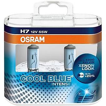 OSRAM Halogen bulb COOL BLUE® INTENSE H7 55 W
