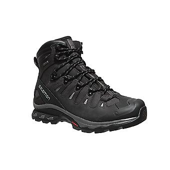 Salomon quest 4 d GTX 3 mens real leather shoes black
