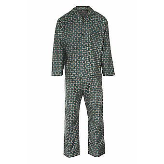 Champion Mens Diamond Wyncette Cotton Pyjama Lounge Wear