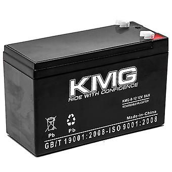 KMG 12V 8Ah Replacement Battery for Stryker 4840501 AFFINITY III SPORT