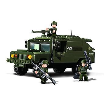 Kombat Military Bricks SUV