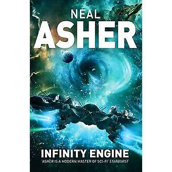 Motor infinito - la transformación - libro tres por Neal Asher - 978033052