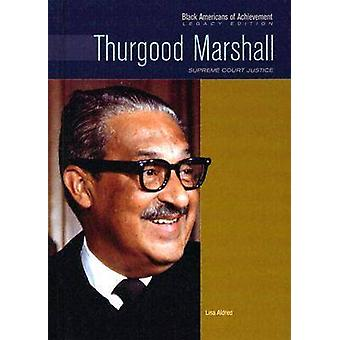 Thurgood Marshall av Lisa Aldred - 9780791081631 bok