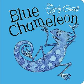 Blue Chameleon by Emily Gravett - 9781509863198 Book