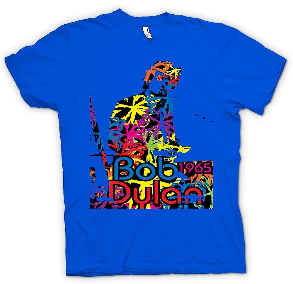 Camiseta para hombre - Bob Dylan 1965 - Psychedelic