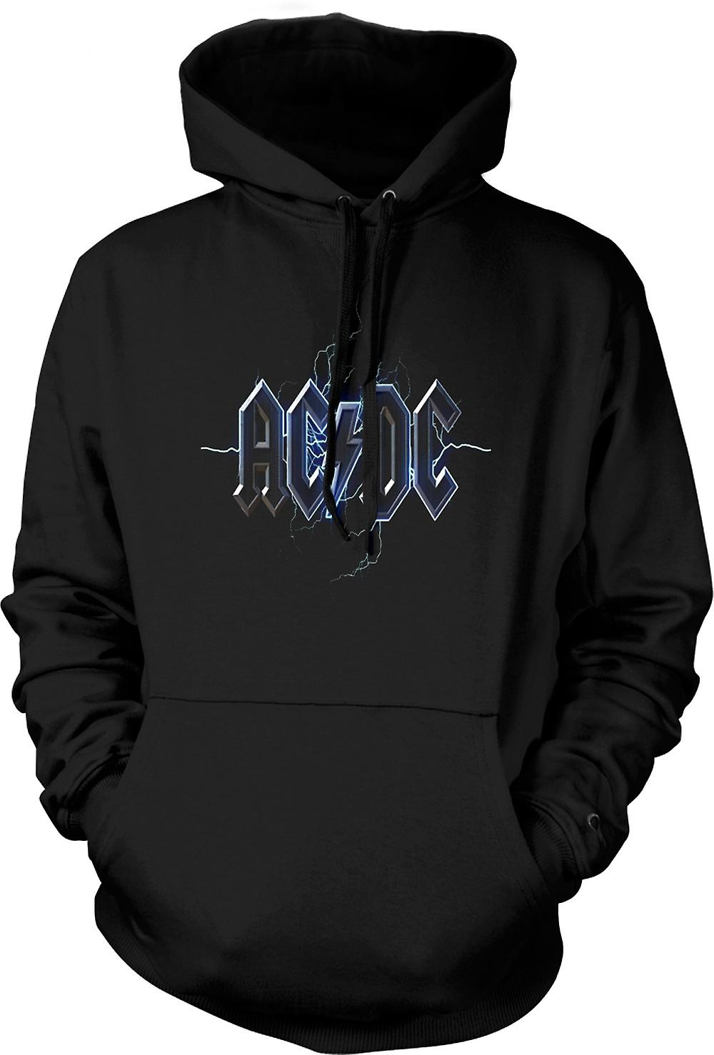 Enfant Sweat Capuche - AC / DC - Powerage Logo
