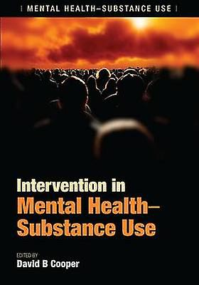 Intervention in Mental Health-Substance Use by David B. Cooper - Tim