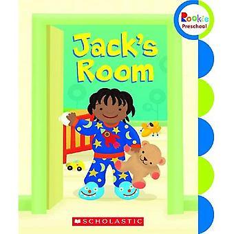 Jack's Room (Rookie Preschool: My First Rookie Reader)