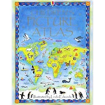 Atlas obraz dzieci Usborne