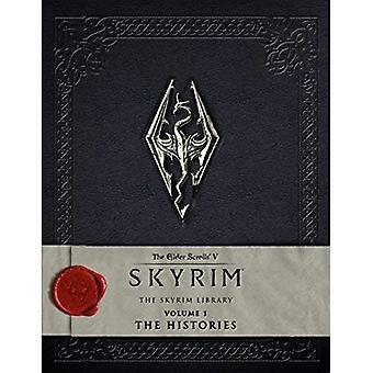 The Elder Scrolls V: Skyrim - la bibliothèque de Skyrim, vol. I: les histoires: 1