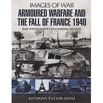 Gepanzerte Kriegsführung und der Niederlage Frankreichs: seltene Fotos aus Kriegszeiten Archiven (Bilder des Krieges)