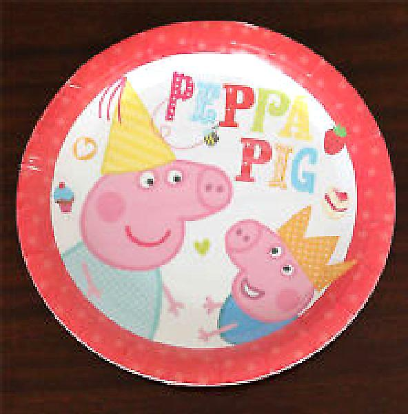 Peppa gris plater