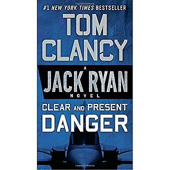 Clear and Present Danger (Jack Ryan romance)